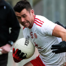 Shooting star: Darren McCurry is keen to prove a rich source of Tyrone scores in the league