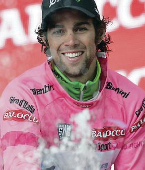 First home: Michael Matthews wins the sixth stage of the Giro d'Italia