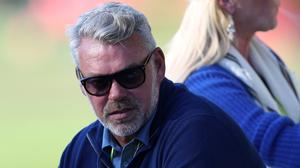 Darren Clarke was pleased with his team's fightback at the Ryder Cup