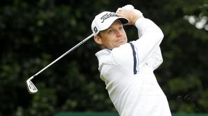 Nick Watney has tested positive for coronavirus (Peter Byrne/PA)