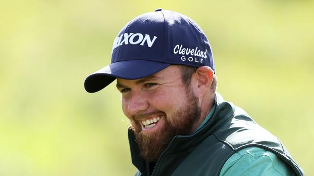 Shane Lowry holds a share of the lead at the halfway stage of the BMW PGA Championship (Brian Lawless/PA)