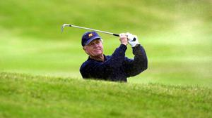 Jack Nicklaus fears the Masters will not be played in 2020 (Andrew Milligan/PA)