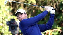 Rory McIlroy is seeking a first major title since 2014 in the US PGA Championship (Bradley Collyer/PA)