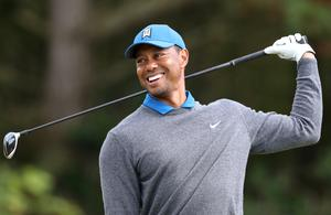 Woods won the Masters in 2019 (Niall Carson/PA)