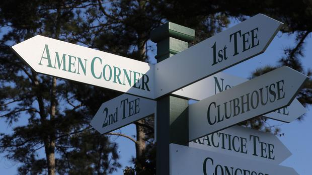 The Masters gets under way on Thursday (Curtis Compton/AP)