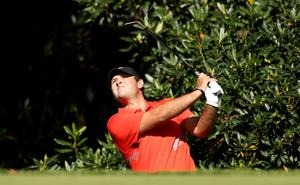 Patrick Reed missed out on the Race to Dubai title in dramatic circumstances (Bradley Collyer/PA)