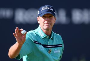 Steve Stricker will captain the USA at Whistling Straits (Richard Sellers/PA)