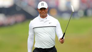 Tiger Woods has had surgery on his back for a fifth time (Richard Sellers/PA)