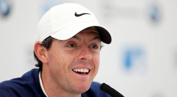 Rory McIlroy is targeting more success before the end of the season (Bradley Collyer/PA)