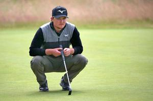 Major impact: Eddie Pepperell has concerns over the broader picture of the European Tour's future