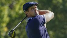Bryson DeChambeau has powered his way into the final group in the 120th US Open (John Minchillo/AP)