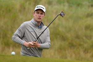 Scotland's Robert MacIntyre could go from rookie of the year to European number one in Dubai (Jane Barlow/PA)