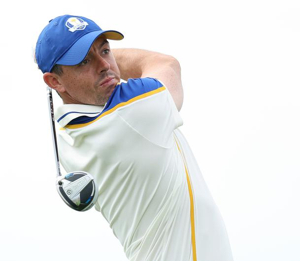Rory McIlroy has slipped to No 14 in the world rankings, having been No 1 when the pandemic struck last year