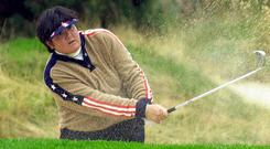 Pat Hurst is the new USA Solheim Cup captain (Ben Curtis/PA)