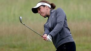 England's Georgia Hall is part of the 156-strong field for this week's 75th US Women's Open (Jane Barlow/PA)
