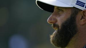 Dustin Johnson had failed to convert his previous 54-hole leads in major championships (AP Photo/Charlie Riedel)