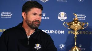 European Ryder Cup captain Padraig Harrington says the right decision has been made (Adam Davy/PA)