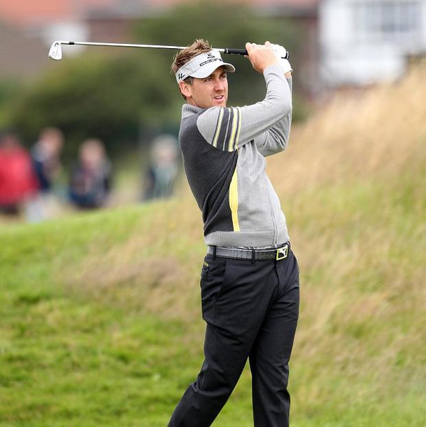Ian Poulter finished fourth in the World Match Play