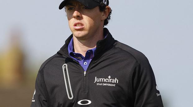 Rory McIlroy is yet to finalise his plans in the run up to Augusta