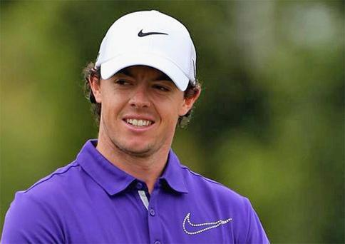 Rory McIlroy showed signs of regaining his best form at Doral