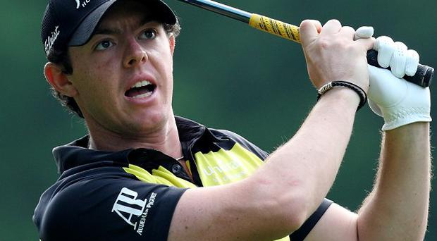 Rory McIlroy added the Valero Texas Open to his schedule at the last minute on the advice of his caddy