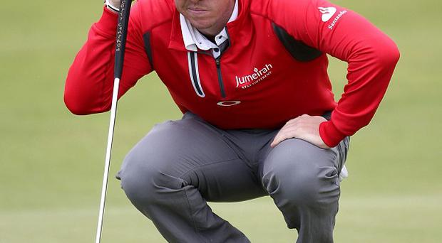 Rory McIlroy has his sights set on a Green Jacket this month