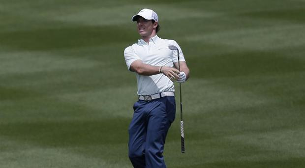 Rory McIlroy claims he made the right decision to play in the tournament (AP)