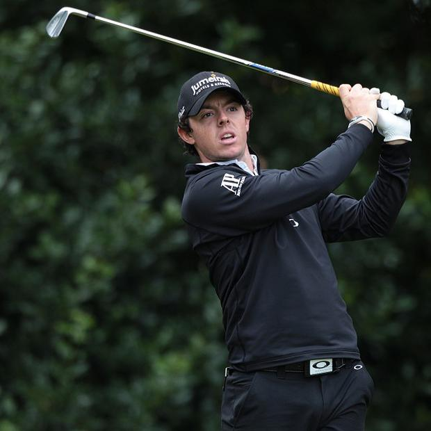 Rory McIlroy trails Billy Horschel by four shots