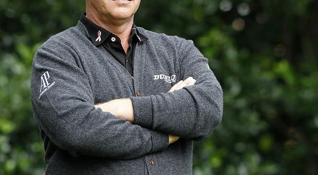 Darren Clarke says he is 'disappointed to be missing out' on the Masters
