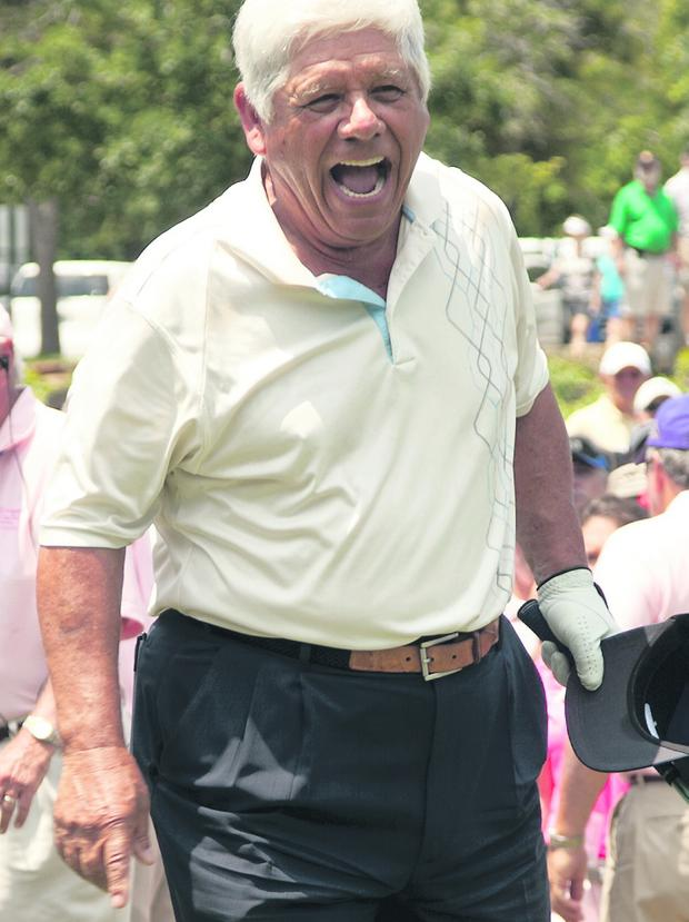 Lee Trevino has waded into recent debates