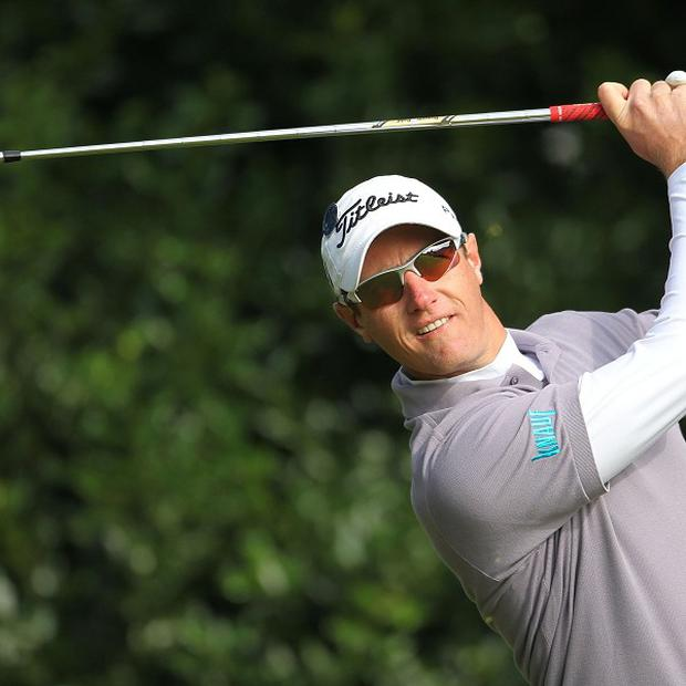 Nicolas Colsaerts started the defence of his World Match Play crown with defeat