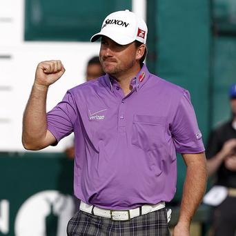 Graeme McDowell has won his first European Tour title since 2010