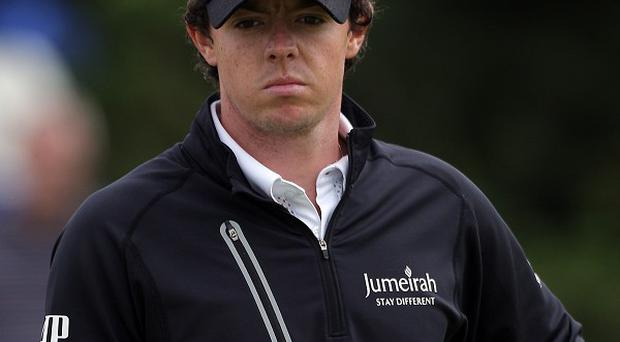 Rory McIlroy is focused on making an impact at the BMW PGA Championship