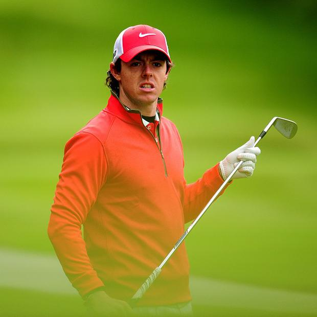 Rory McIlroy will have no shortage of support at the Irish Open