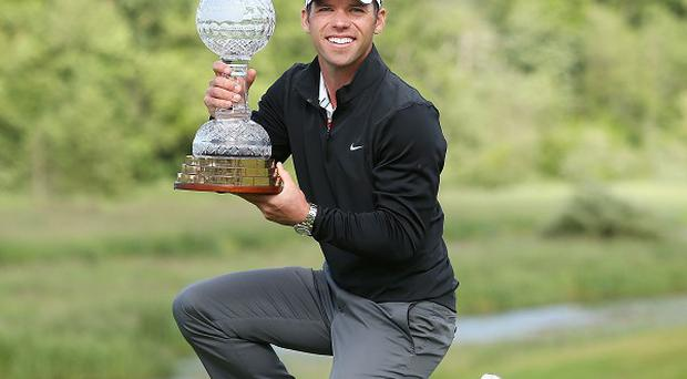Paul Casey's Irish Open win was his first European tour victory since the start of 2011