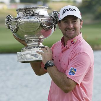 Graeme McDowell carded a closing 67 at Le Golf National to finish nine under par (AP)