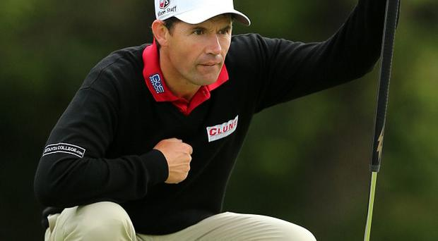 Padraig Harrington won the Open in 2007 at Carnoustie