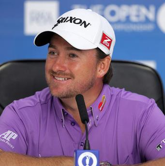 Graeme McDowell believes he has what it takes to win the Open Championship this week