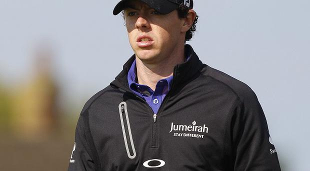 Rory McIlroy believes his form will pick up sooner or later