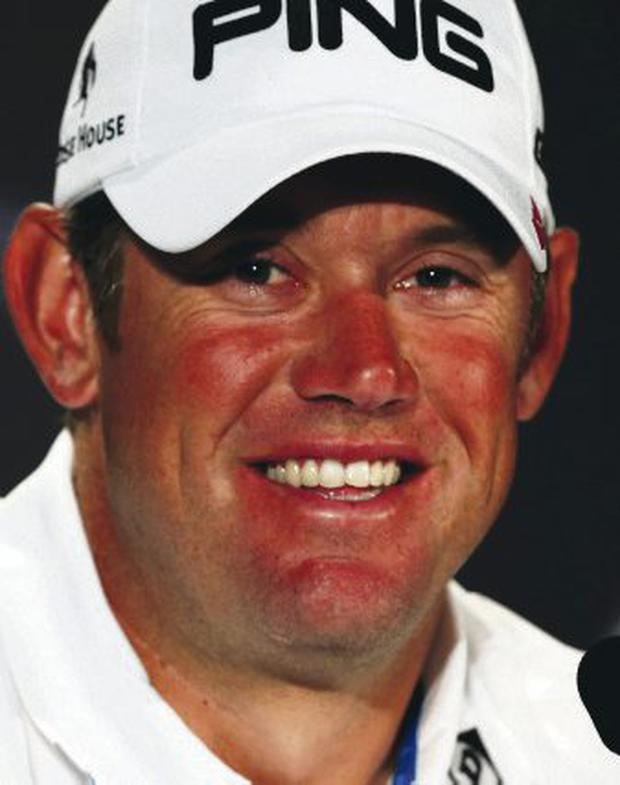 Making plans: Lee Westwood has a clear strategy for Oak Hill