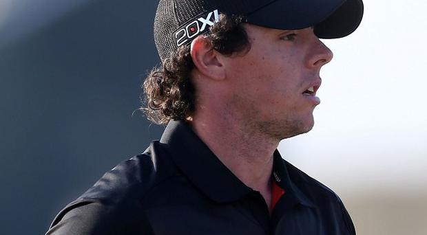 Rory McIlroy feels he has started to turn a corner