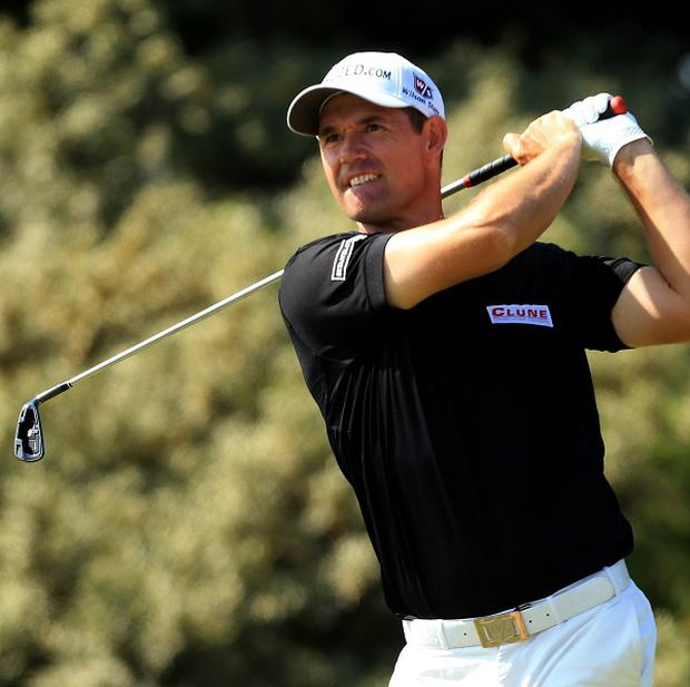 Padraig Harrington currently sits 129th in the FedExCup standings