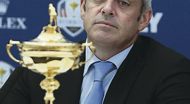 You decide: Paul McGinley knows tough choices are ahead