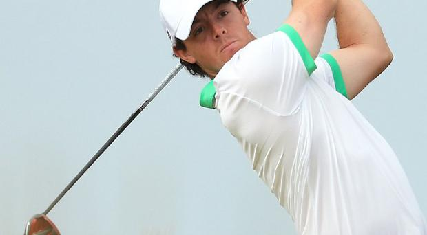 Rory McIlroy shot a final-round 67 to finish tied second at the Kolon Korea Open