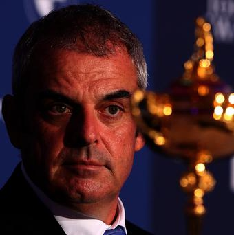European Ryder Cup captain Paul McGinley has moved his wild card announcement back by 24 hours.