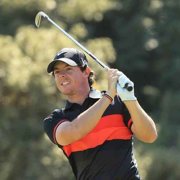 Rory McIlroy said earlier this month that his legal worries had weighed on him during a disappointing season.