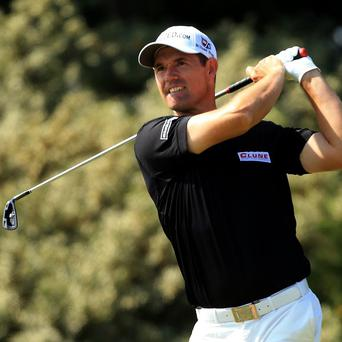 Padraig Harrington began this week's Turkish Airlines Open 67th on the Race to Dubai