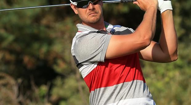 Henrik Stenson could complete an unprecedented double in Dubai.