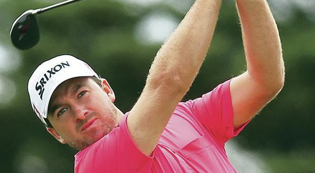 Graeme McDowell is back at scene of US Open win