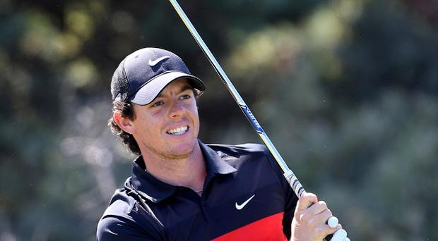 Rory McIlroy has his sights set on Masters glory.